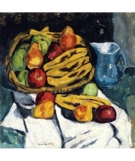 Reprodukcja obrazu Martwa natura z owocami