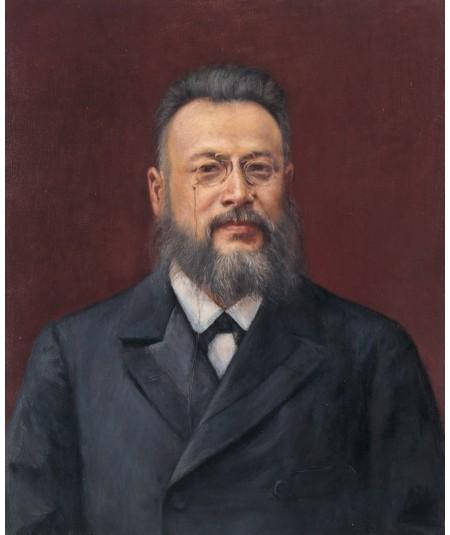 Reprodukcja obrazu Portret Kitao Jirô