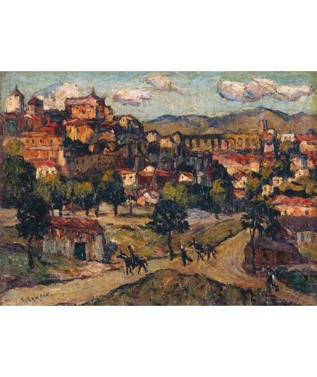 Reprodukcja obrazu Segovia