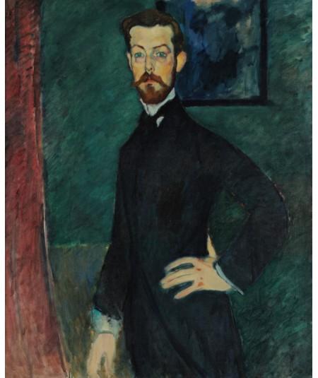 Reprodukcja obrazu Portret dr Paula Alexandre'a