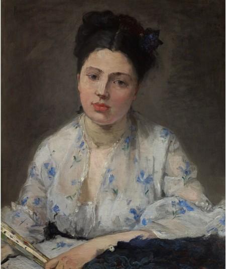 Reprodukcja obrazu Młoda kobieta