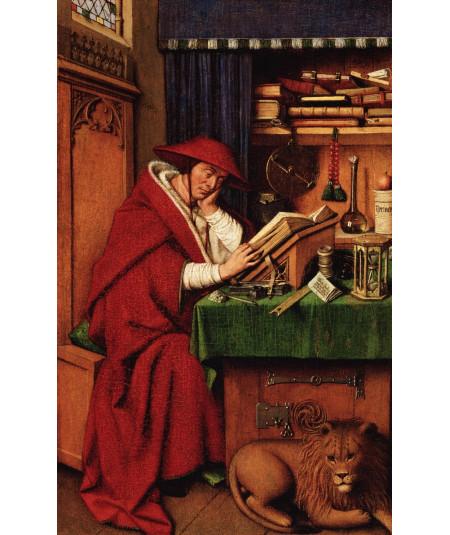 Reprodukcja obrazu Święty Hieronim w swoim gabinecie