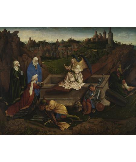 Reprodukcja obrazu Trzy kobiety przy grobie