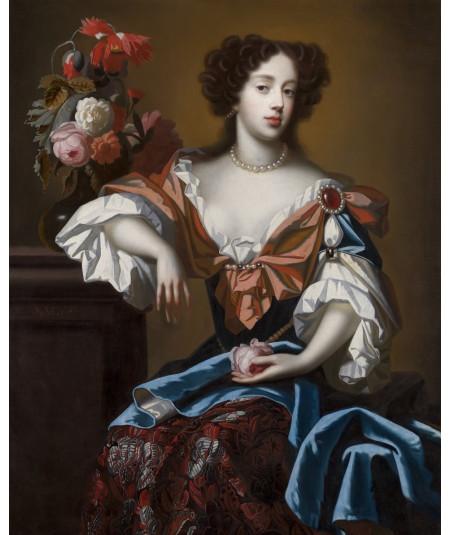 Reprodukcja obrazu Marii z Modeny
