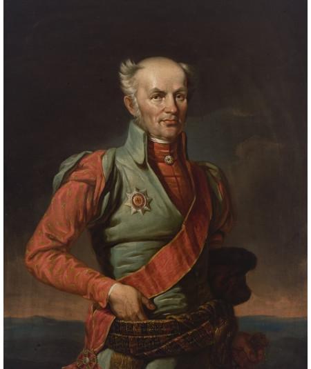 Reprodukcja obrazu Wojciech Pusłowski