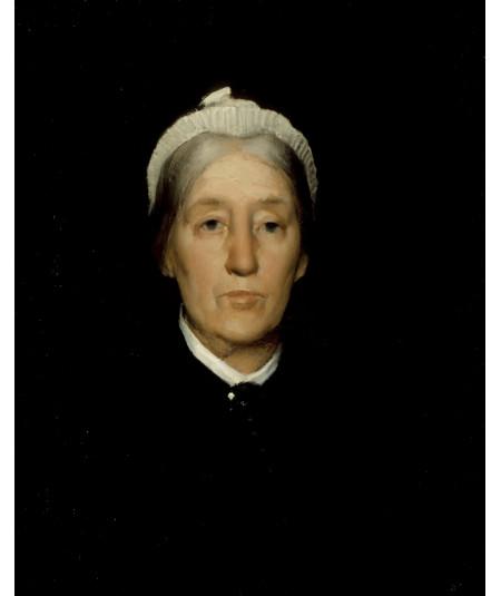 Reprodukcja obrazu Portret pani Roberta Waltera Weir