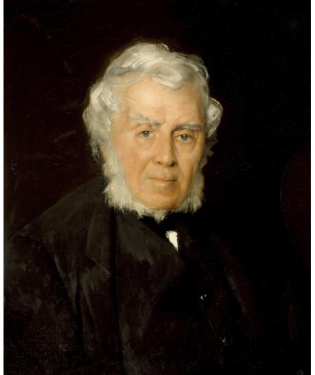 Reprodukcja obrazu Portret Roberta Waltera Weira