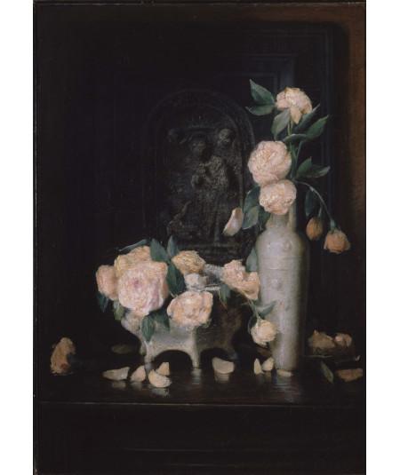 Reprodukcja obrazu Róże