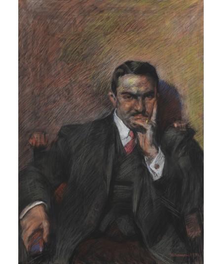 reprodukcja obrazu Portret Innocenzo Massimino